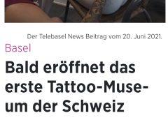 Tattoo Art Fusion @TattooMuseum.ch