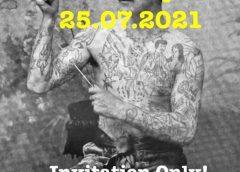 2nd Art Fusion Swiss Tattoo Museum Basel E/D/F